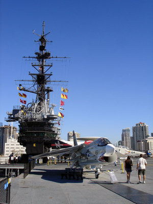 the island on the midway