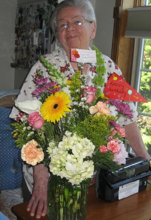 Happy 92nd Birthday Bachi